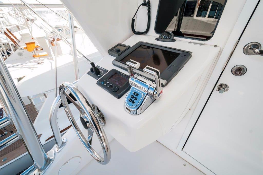 Cockpit Aux Controls