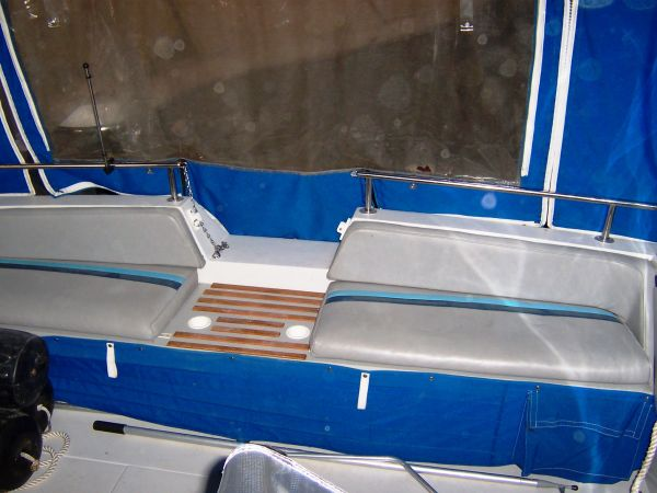 Aft Bench Seat (Removable)