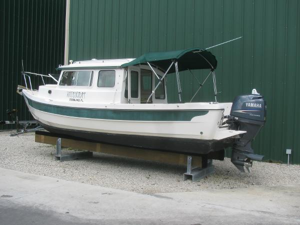 22' C-Dory 2002 Cruiser