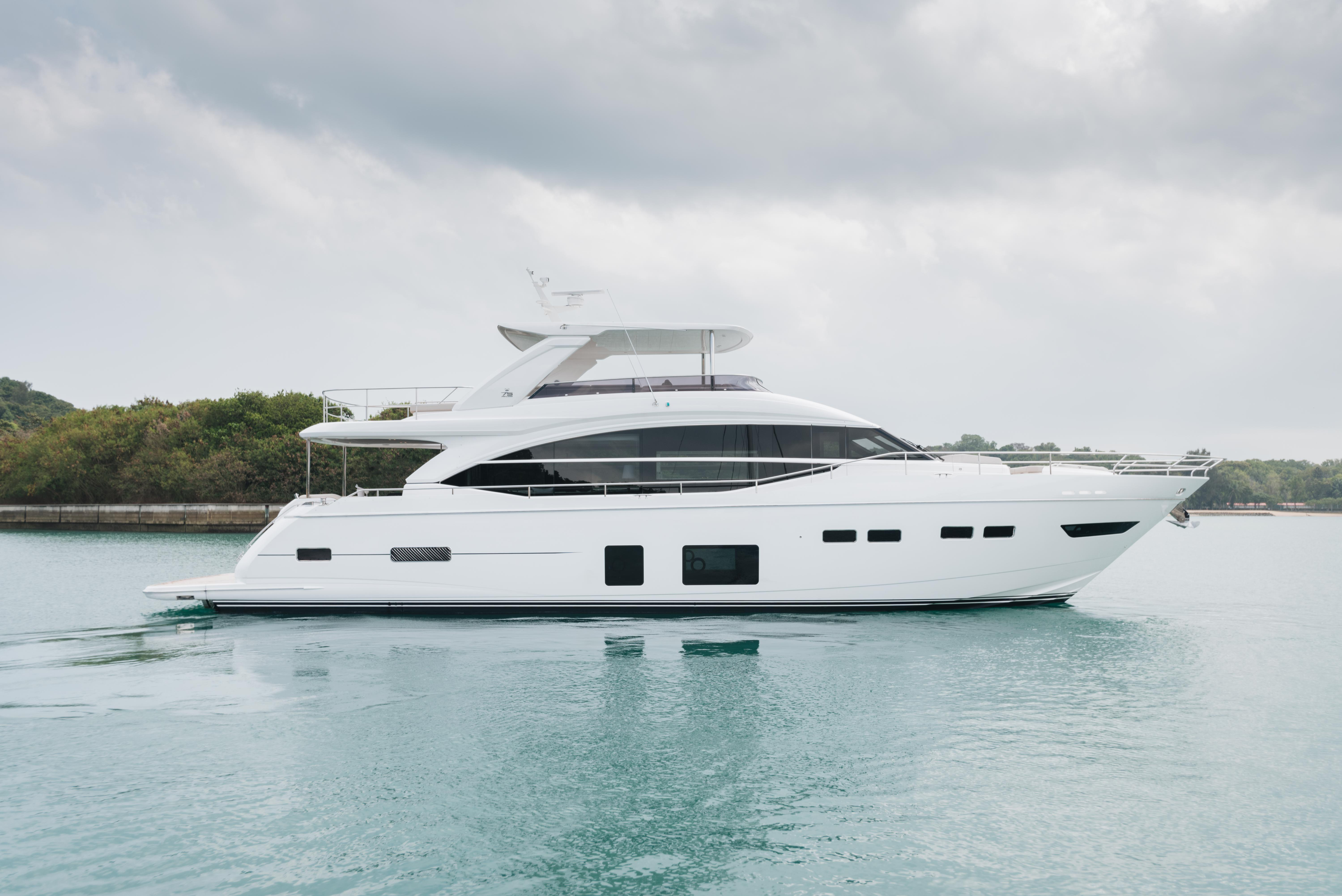 2018 Princess 75 Motor Yacht Yacht for Sale in Singapore