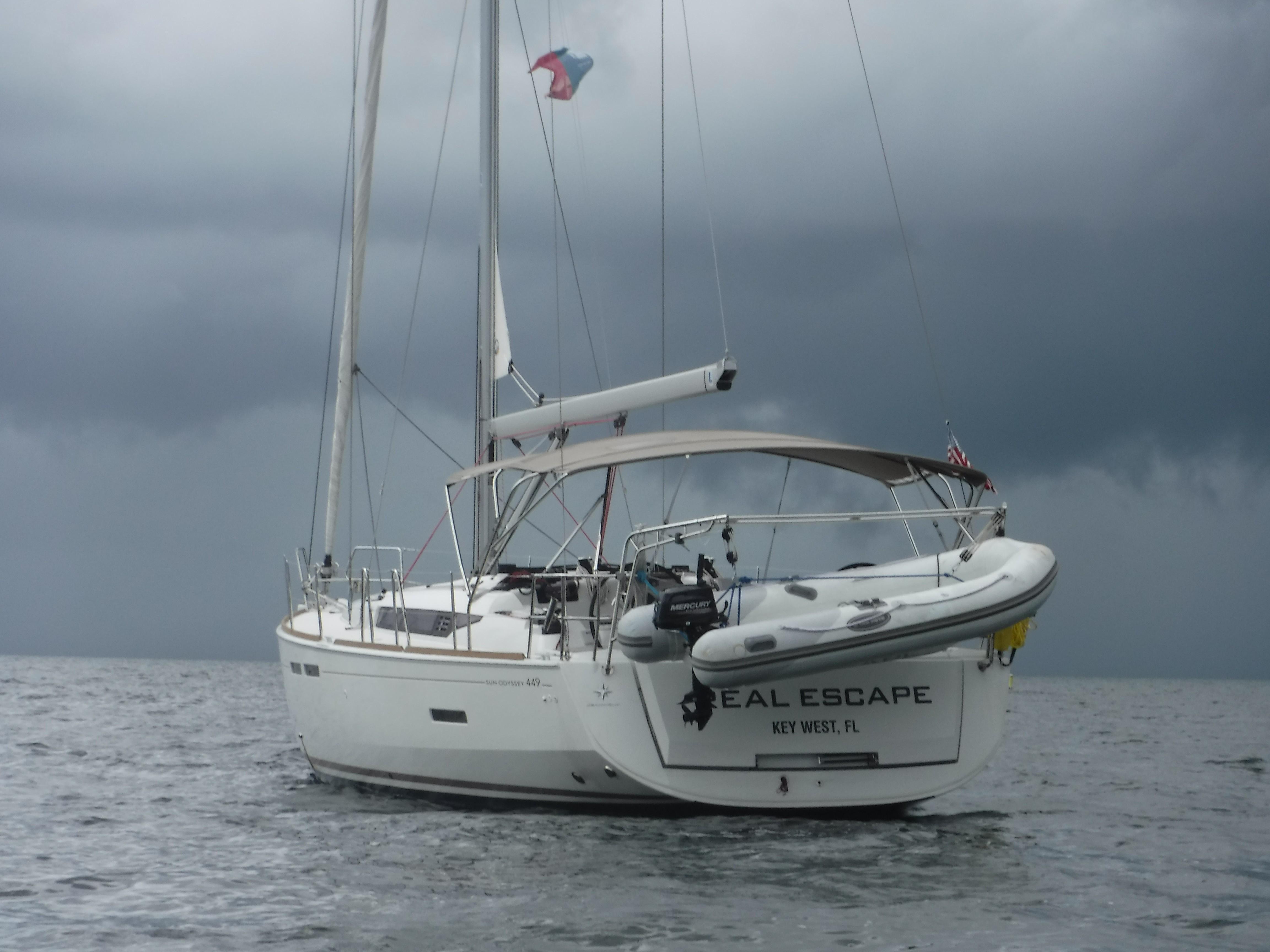 45 Jeanneau Real Escape 2016 Key West | Denison Yacht Sales