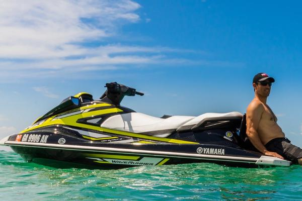 2019 Yamaha boat for sale, model of the boat is VX Deluxe & Image # 5 of 14