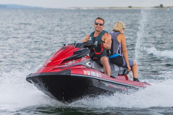 2019 Yamaha boat for sale, model of the boat is VX Limited & Image # 4 of 14