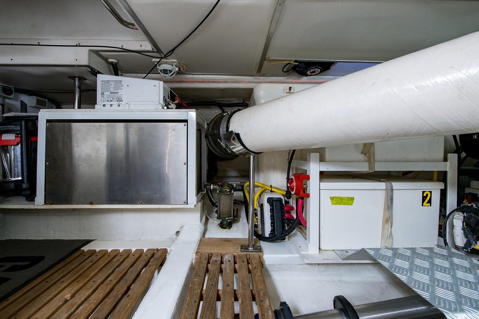 47 Grand Banks Karma 2006 Fort Lauderdale | Denison Yacht Sales