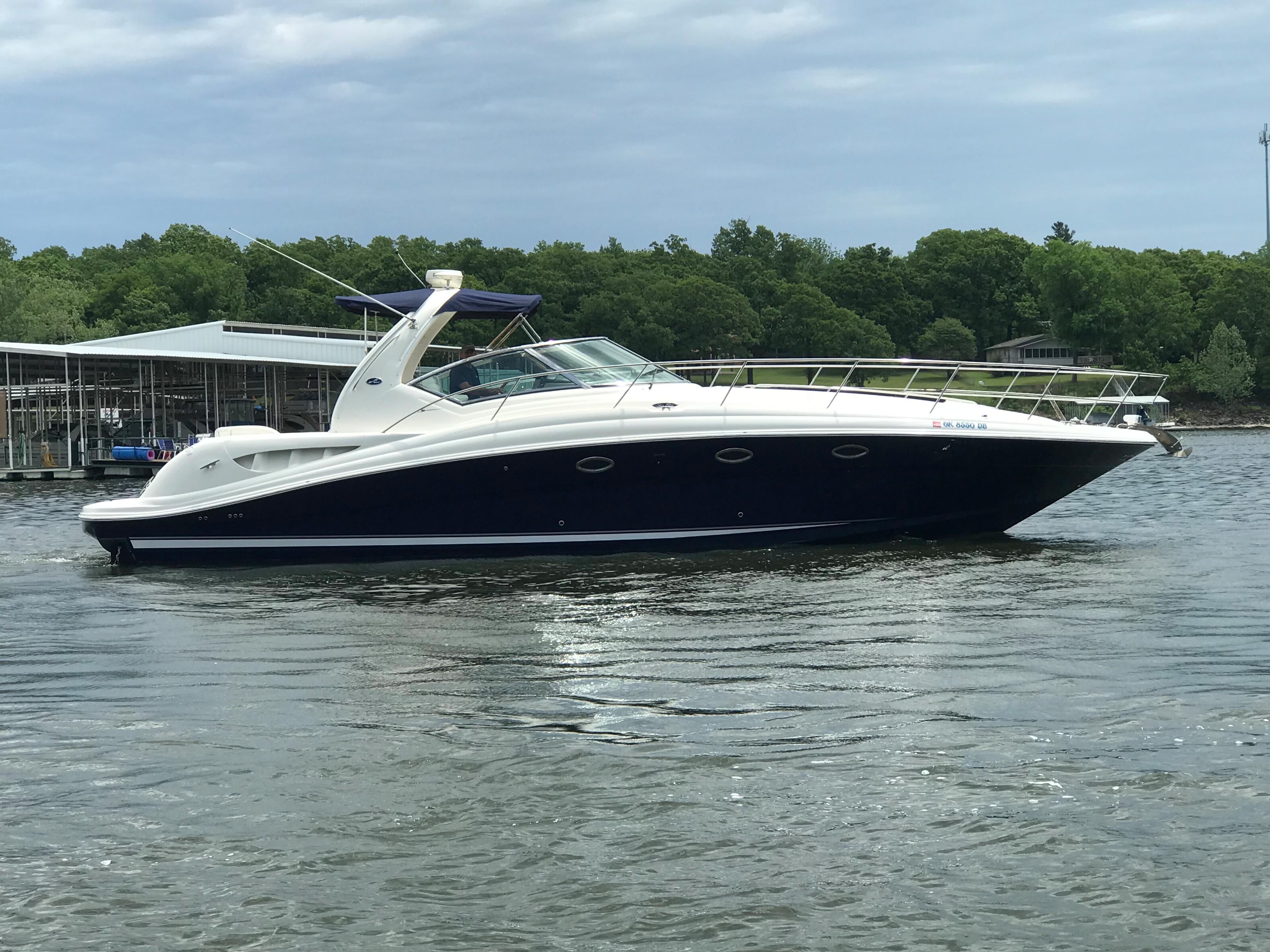 42 Sea Ray 2003 Grand Lake Denison Yacht Sales