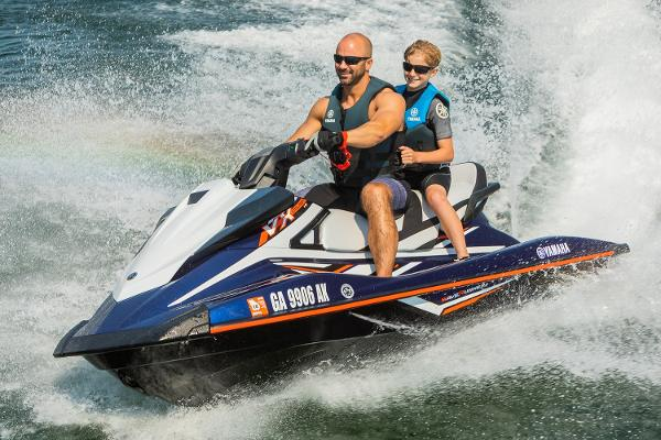 2019 Yamaha boat for sale, model of the boat is VX Cruiser HO & Image # 1 of 14