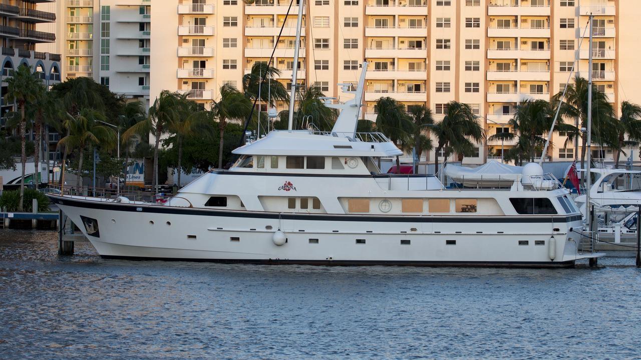 103' Cheoy Lee Flybridge Motor Yacht OHANA