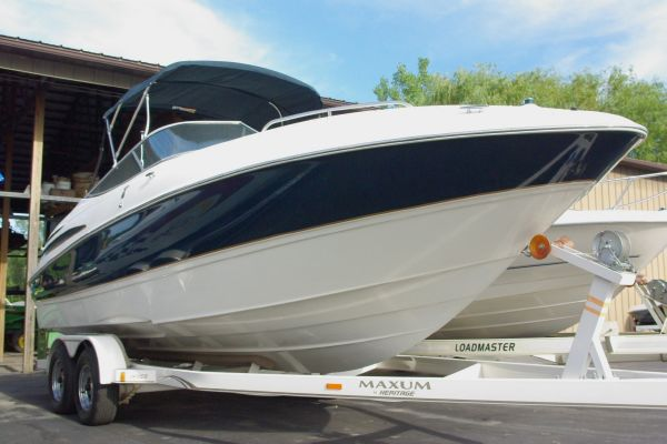 2001 Maxum 2300 SR For Sale