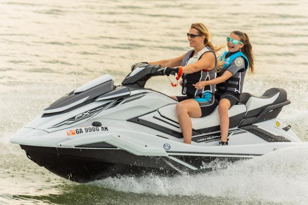 2019 Yamaha boat for sale, model of the boat is FX Cruiser HO & Image # 3 of 13