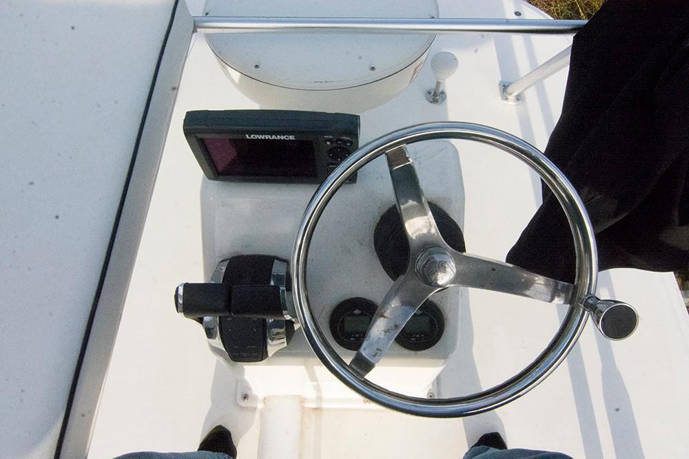 Boston Whaler 305 Conquest - Photo: #29
