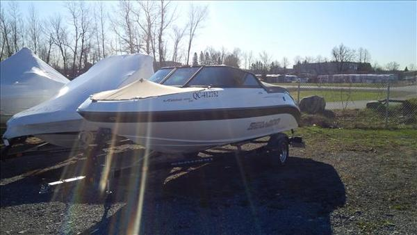 2006 Sea Doo Sportboat boat for sale, model of the boat is Utopia 205 & Image # 2 of 9