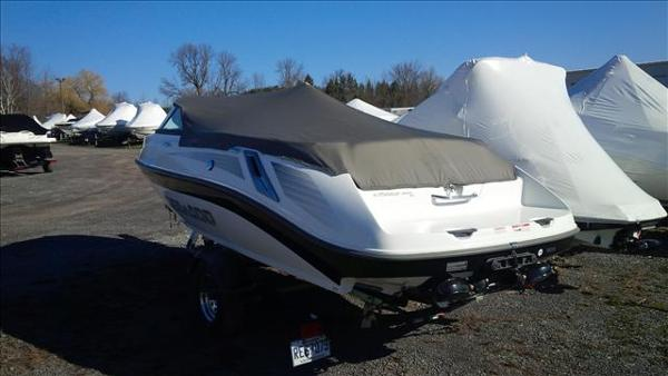 2006 Sea Doo Sportboat boat for sale, model of the boat is Utopia 205 & Image # 5 of 9