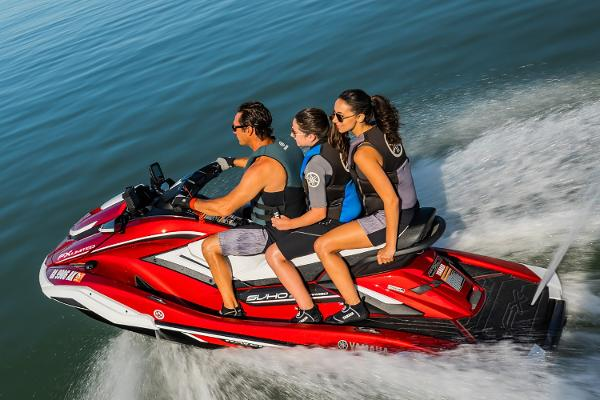 2019 Yamaha boat for sale, model of the boat is FX Limited SVHO & Image # 1 of 14