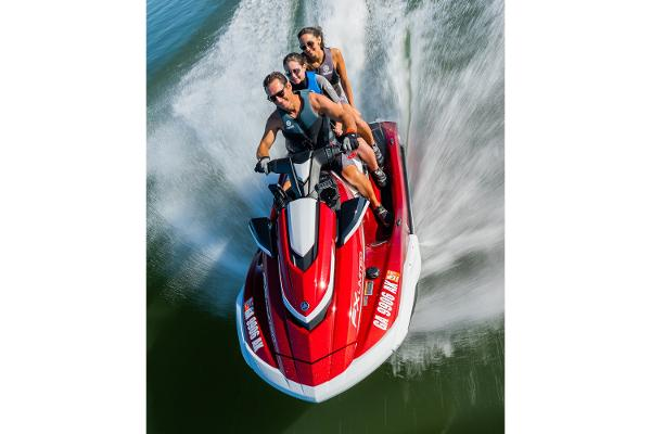 2019 Yamaha boat for sale, model of the boat is FX Limited SVHO & Image # 3 of 14