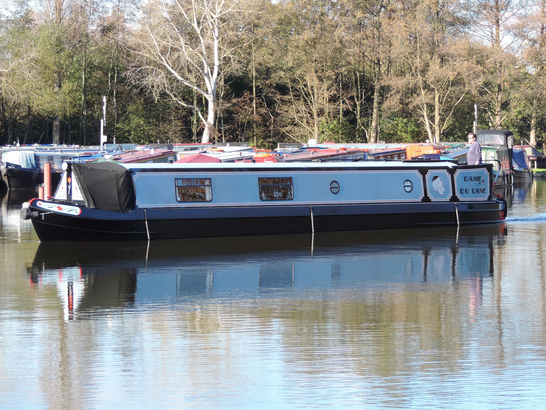Custom Liverpool Boats Semi Trad