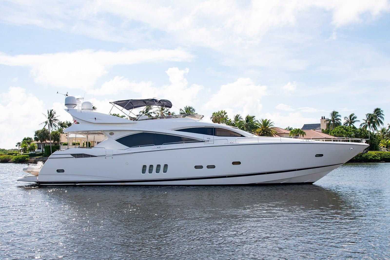 82 ft Sunseeker Manhattan 82