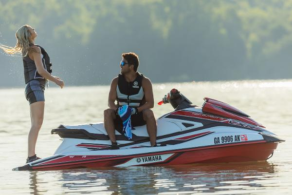 2019 Yamaha boat for sale, model of the boat is VXR & Image # 6 of 16