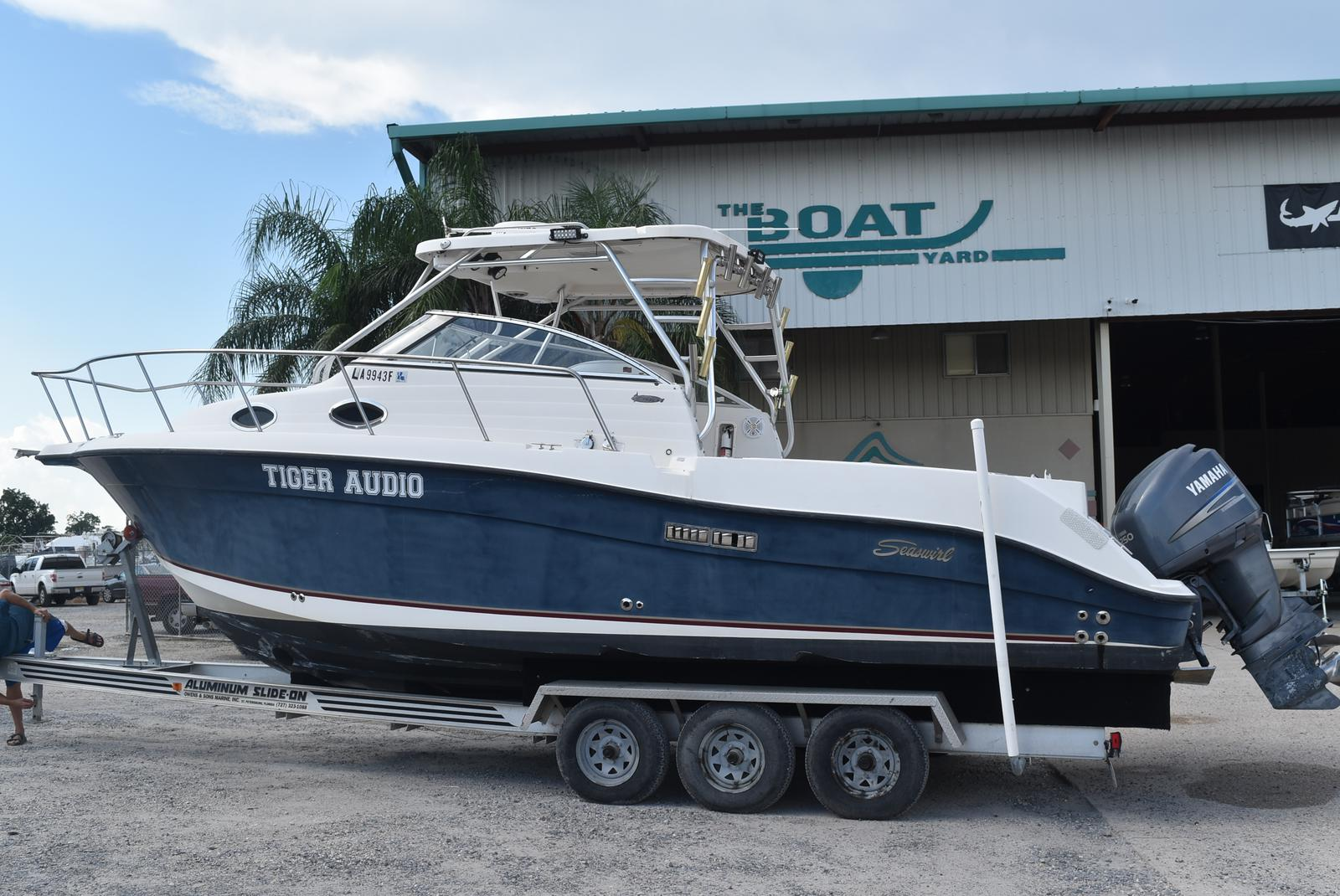 2007 Seaswirl boat for sale, model of the boat is 2901 & Image # 1 of 12