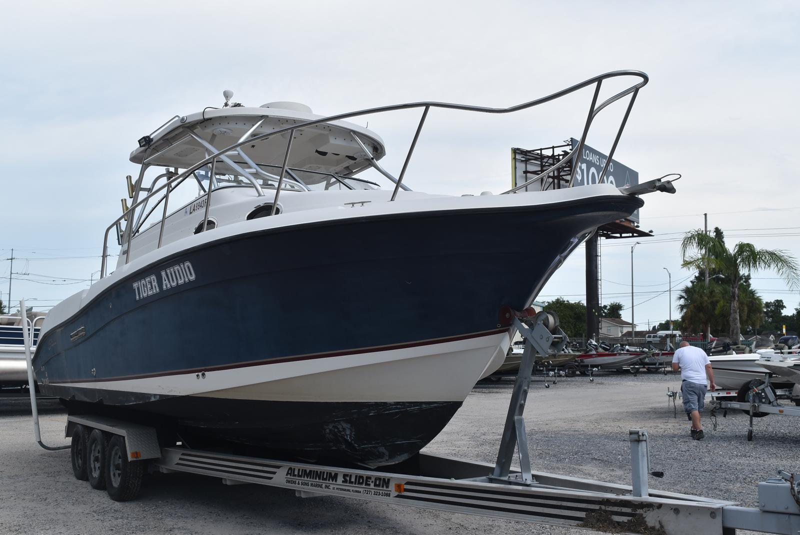 2007 Seaswirl boat for sale, model of the boat is 2901 & Image # 3 of 12