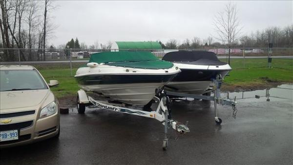 For Sale: 1999 Regal 1800 Lsr 18.08ft<br/>Pride Marine - Ottawa