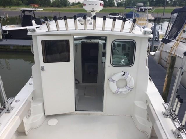 Parker2520 XLD Sport Cabin