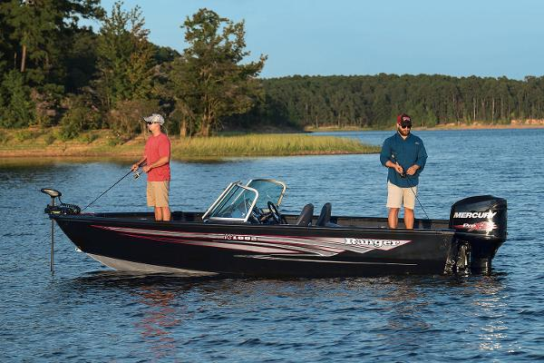 2018 Ranger Boats boat for sale, model of the boat is VS1882 WT & Image # 2 of 21