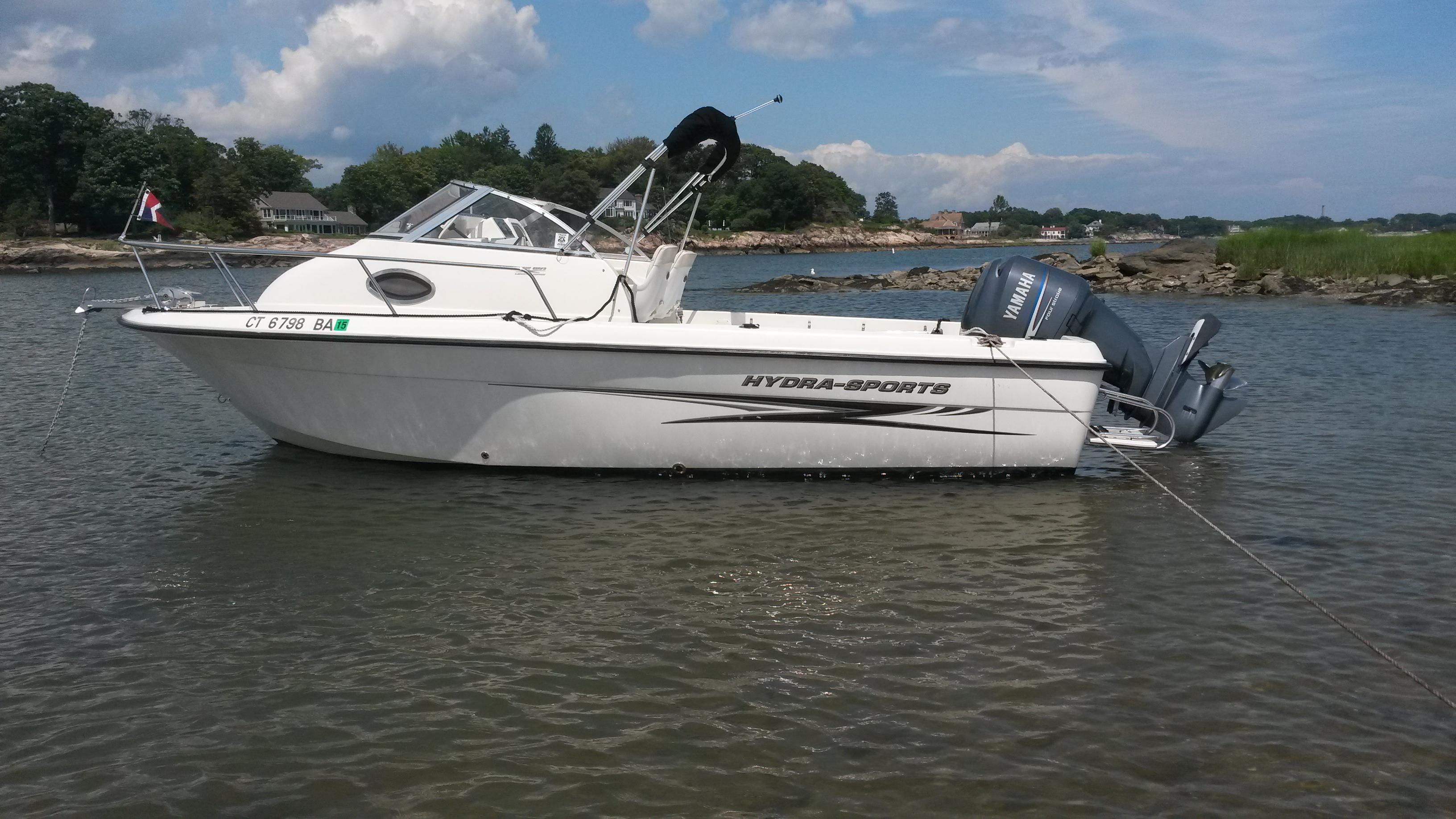 2006 Hydra-Sports 212 WA