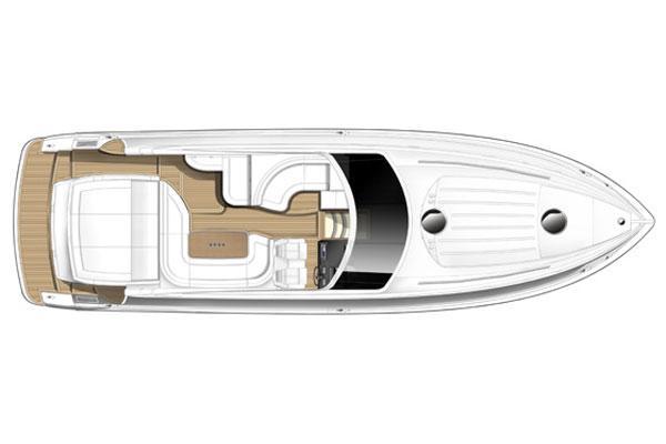 Manufacturer Provided Image: Upper Deck Layout
