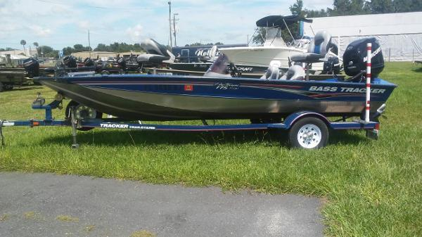 2007 TRACKER BOATS PRO TEAM 175 TXW for sale
