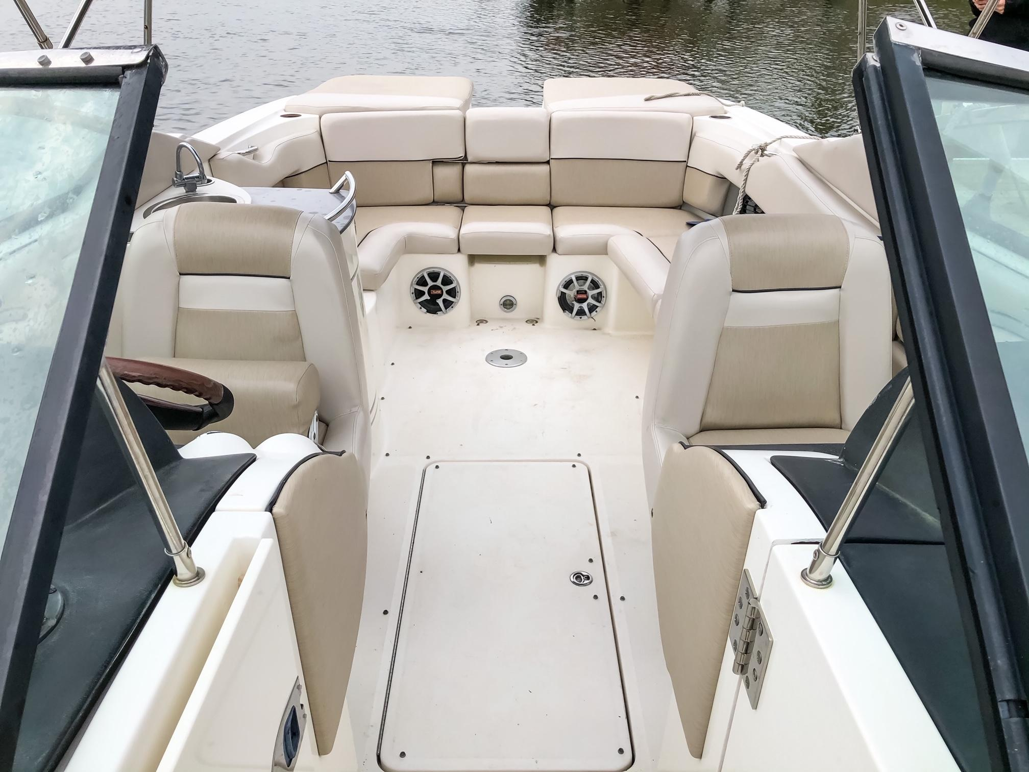 Sea Ray 270 SLX - Photo: #17