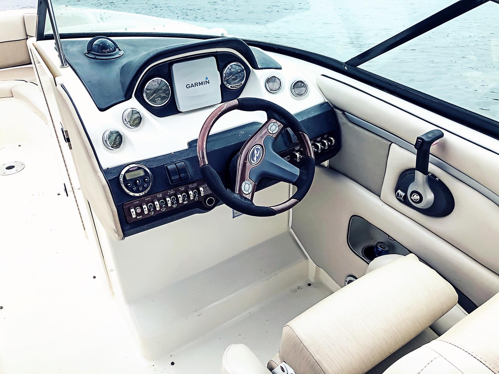 Sea Ray 270 SLX - Photo: #15