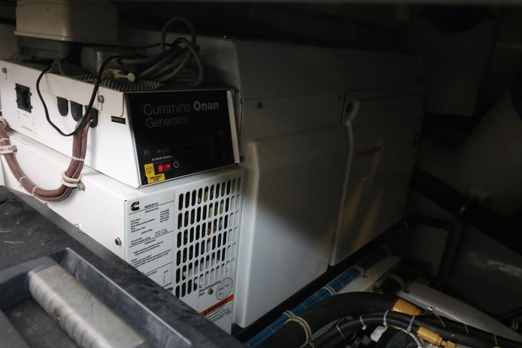 upgraded Onan generator 32kw x 2
