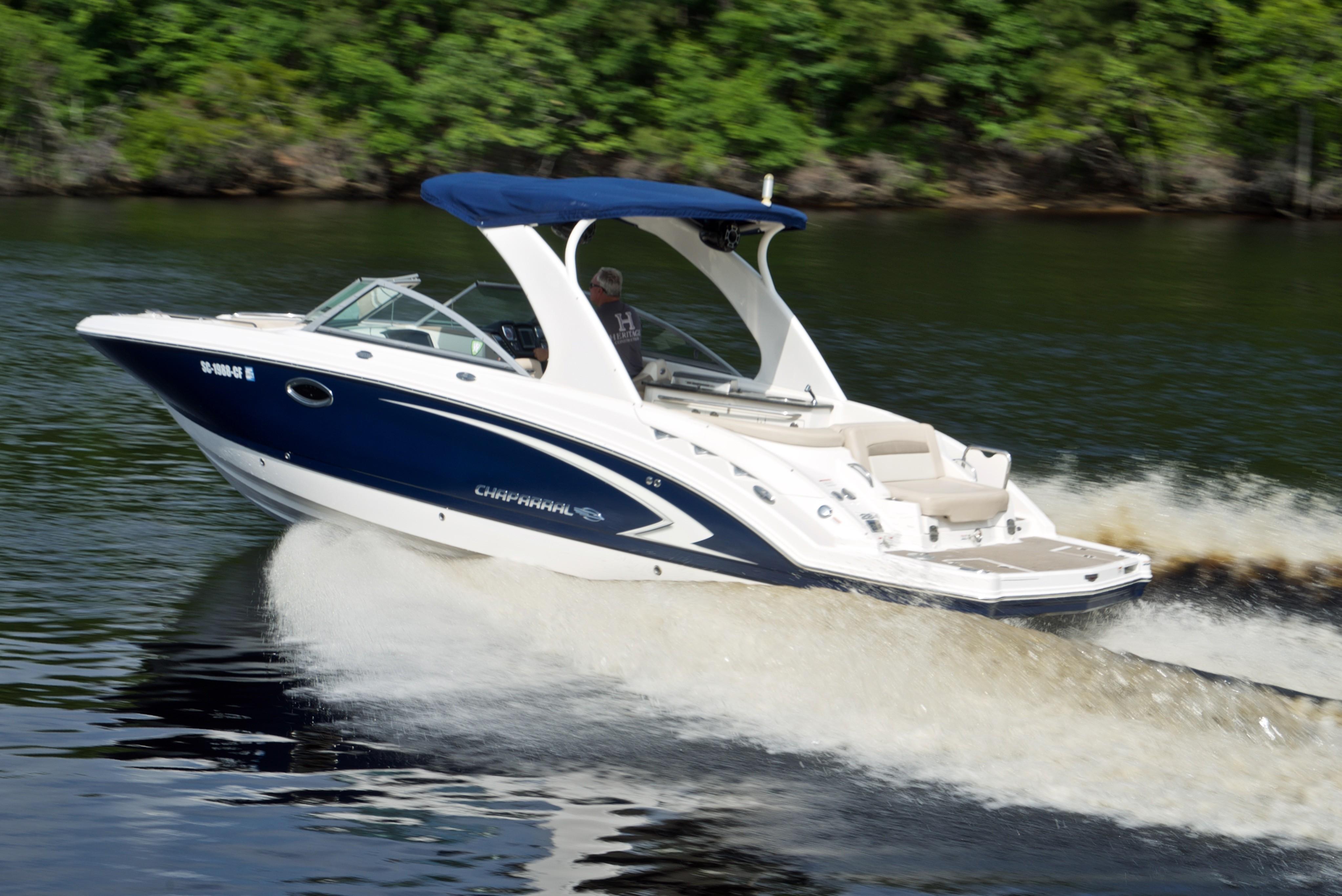Chaparral 284 Sunesta - Actual Boat