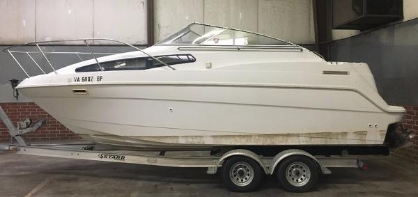 1996 BAYLINER CIERA SJ 2355 for sale