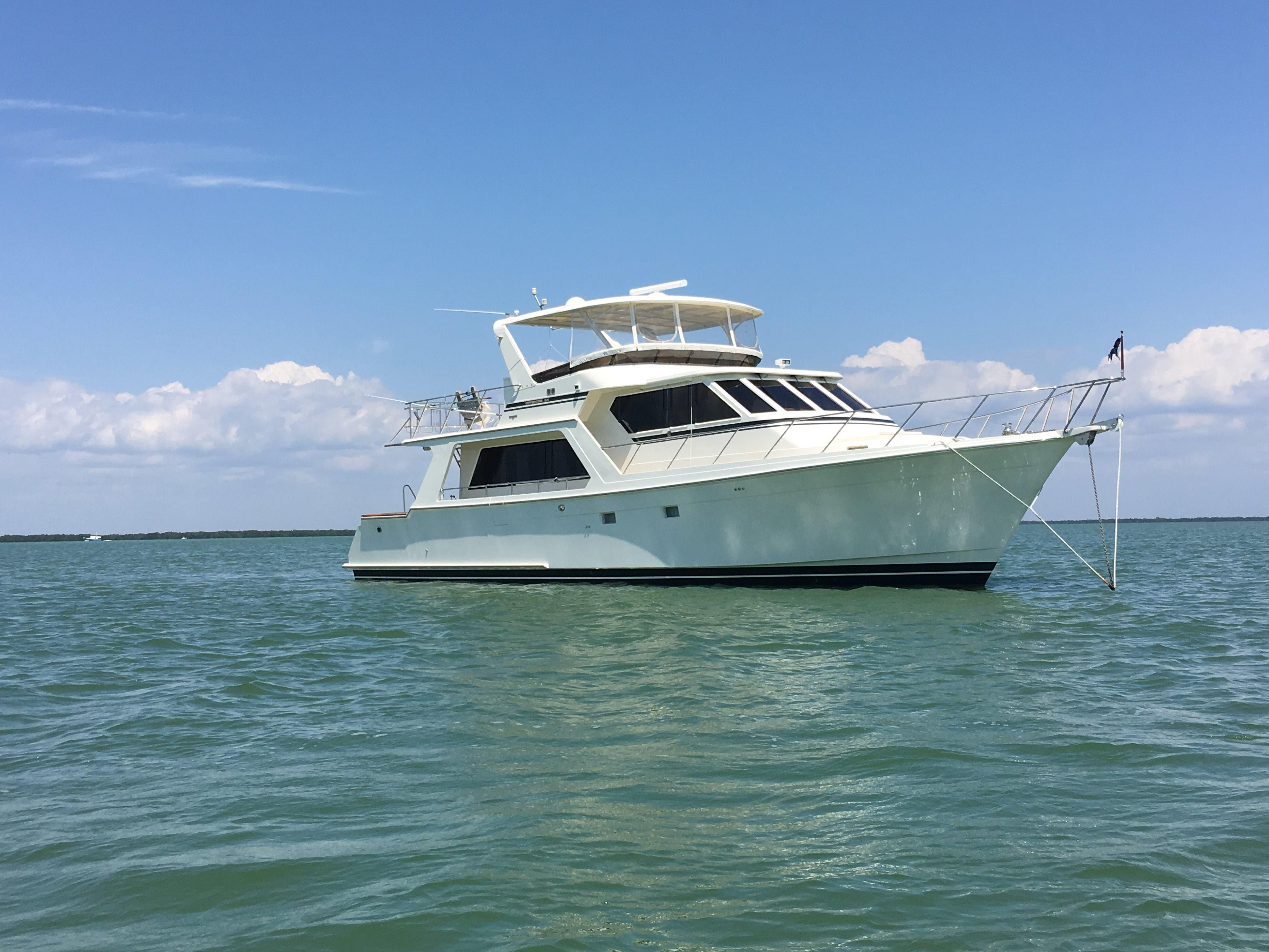 54 Offshore 54 Pilothouse Yacht For Sale