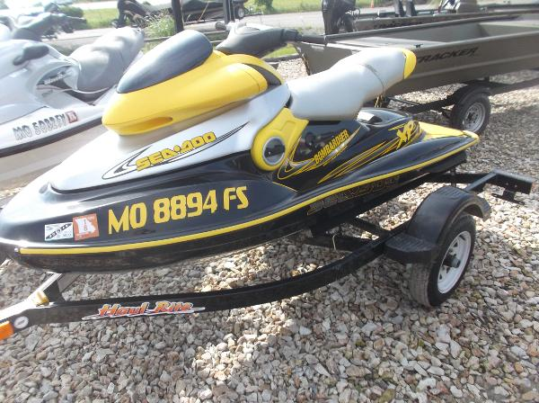 2000 Sea Doo Sportboat boat for sale, model of the boat is XP & Image # 2 of 9