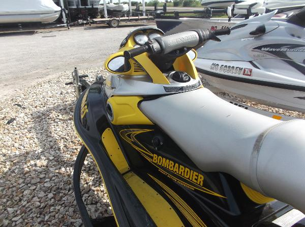2000 Sea Doo Sportboat boat for sale, model of the boat is XP & Image # 3 of 9