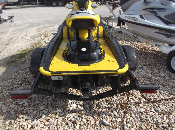 2000 Sea Doo Sportboat boat for sale, model of the boat is XP & Image # 4 of 9