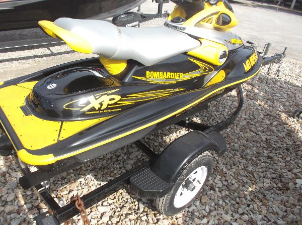 2000 Sea Doo Sportboat boat for sale, model of the boat is XP & Image # 5 of 9
