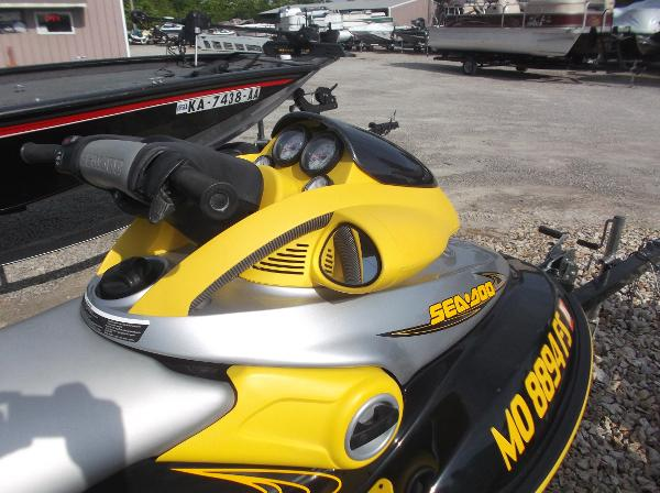 2000 Sea Doo Sportboat boat for sale, model of the boat is XP & Image # 7 of 9
