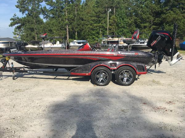2020 Ranger Boats boat for sale, model of the boat is Z520 C & Image # 3 of 26