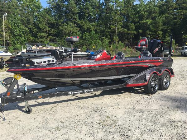 2020 Ranger Boats boat for sale, model of the boat is Z520 C & Image # 1 of 26