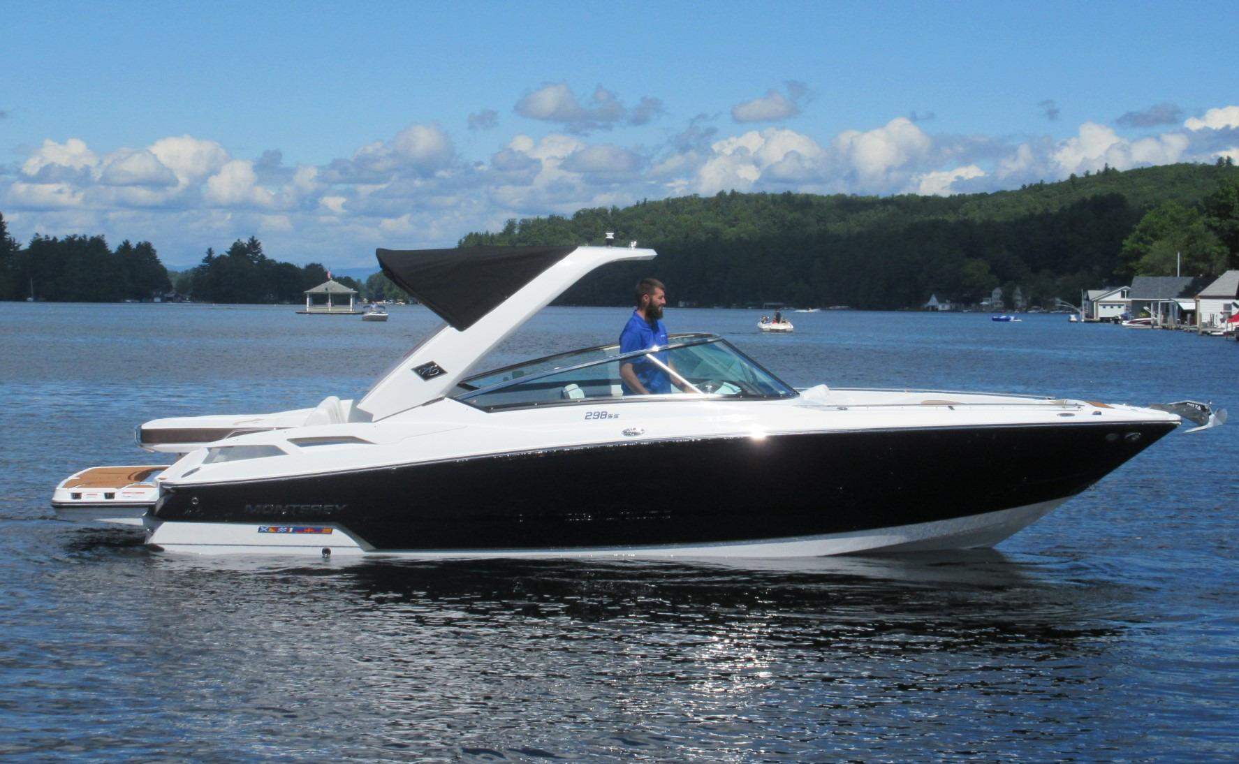 For Sale New 2016 Monterey 298ss In Alton Bay Hampshire