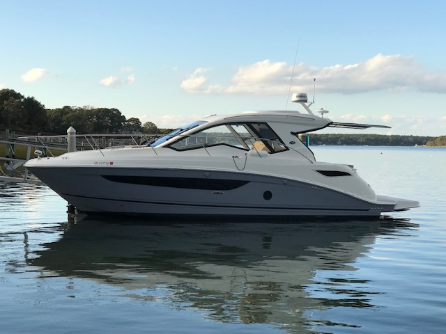 Sea Ray 2018 Sundancer 350 Coupe 35 Yacht For Sale In Us