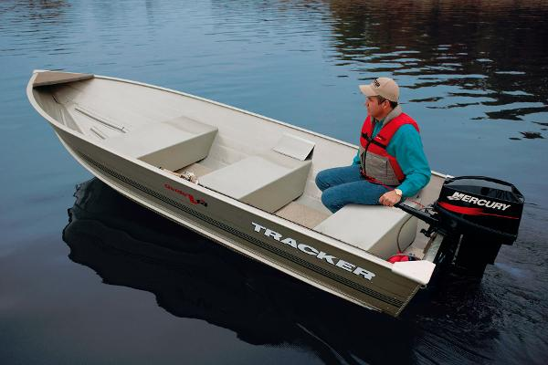 2014 TRACKER BOATS GUIDE V 14 DEEP V for sale