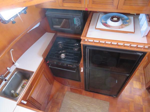 Marine Trader 38 Purchase New England