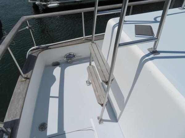 Marine Trader 38 Sell Purchase