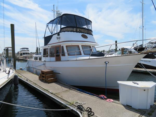 Marine Trader 38 Sell New England