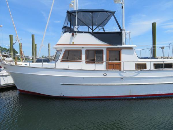 Marine Trader 38 For Sale Buy