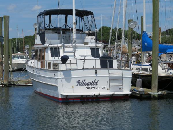 Marine Trader 38 BoatsalesListing Massachusetts